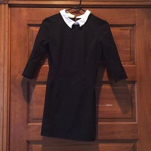 Urban Outfitters- Wednesday Addams Body Con Dress